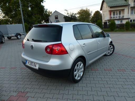 Volkswagen Golf V 2008 KM Hatchback Srebrny - Opinie i ceny na Ceneo pl