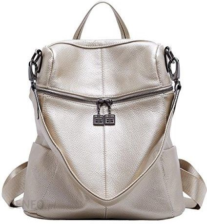 1ae4ed57b4416 Amazon BOYATU skórzany plecak torebka damska torba podróżna na ramię  Daypack damska