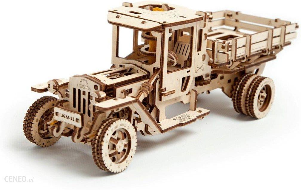 Ugears Mechaniczny Model Do Skladania Ciezarowka Ugm 11 Ceny I Opinie Ceneo Pl