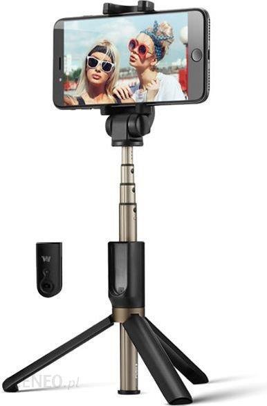 Disph Selfie Stick Czarny Opinie I Ceny Na Ceneo Pl