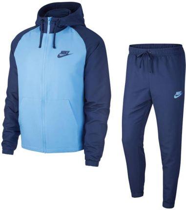 55ca02d8eb92f Nike NSW Tracksuit Woven Hooded dres wyjściowy 430