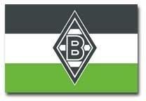 Amazon VfL Borussia Mönchengladbach mężczyzn źrebięta flaga flaga na maszt  artykułu Elf 695334532df