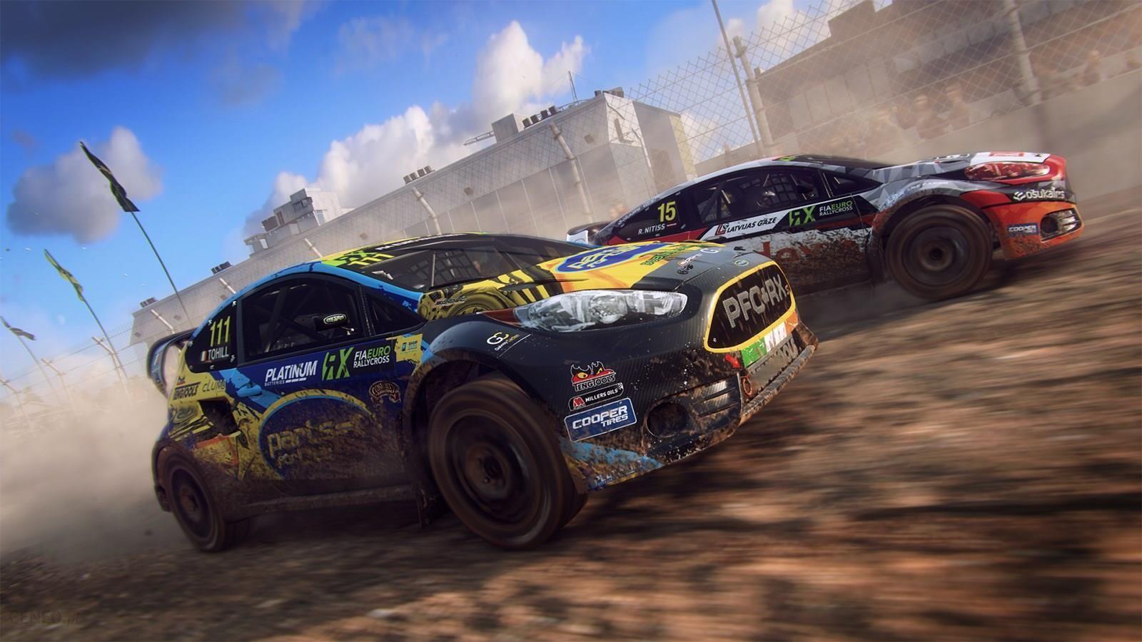 """Znalezione obrazy dlazapytania: DiRT Rally 2.0"""""""
