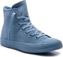 b43c086d943e4 Sneakersy CONVERSE - Ctas Hi 561729C Light Blue/Light B eobuwie