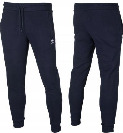 Spodnie adidas Essentials Logo Fleece BQ9560 Ceny i opinie Ceneo.pl