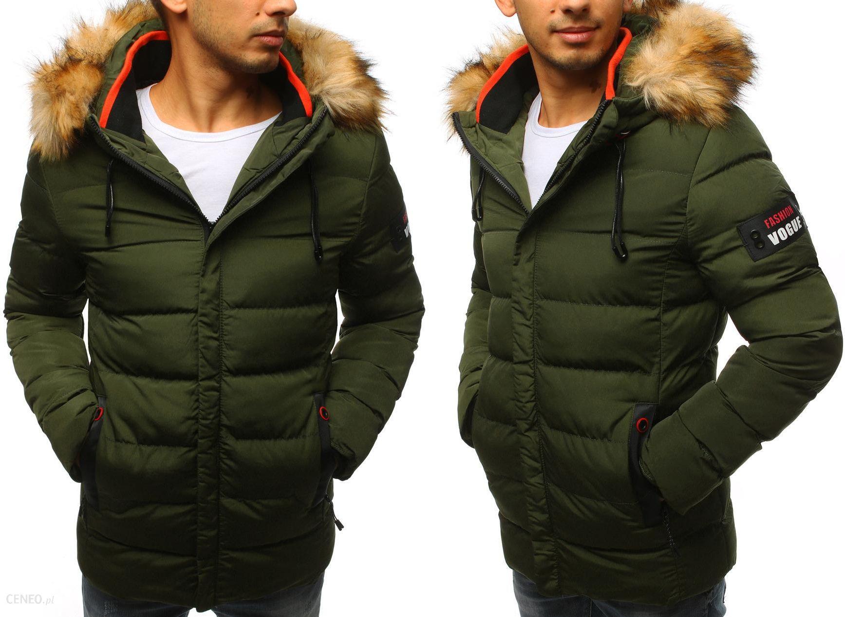 kurtka męska zimowa fashion