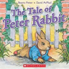 The Tale of Peter Rabbit (Potter Beatrix)(Board Books)
