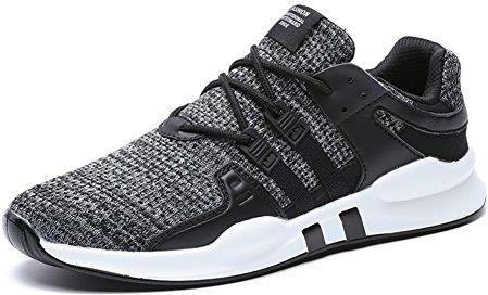 1fddc89e3bb30b Amazon husk  sware trampki męskie buty do biegania oddychająca Gym  spędzania wolnego czasu sznurowane buty