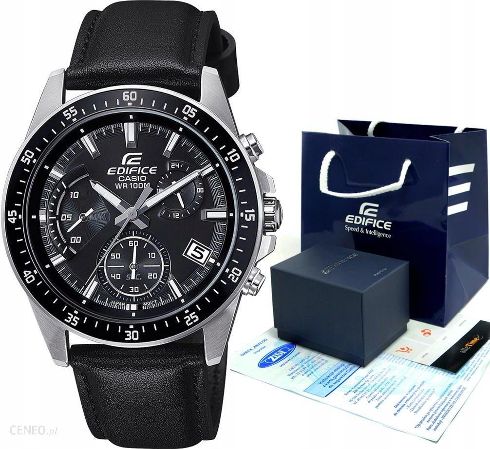 Zegarek męski CASIO EFV 540D 1A2V 280,00 zł cena tanio
