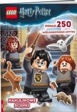Lego Harry Potter. Naklejkowe scenki