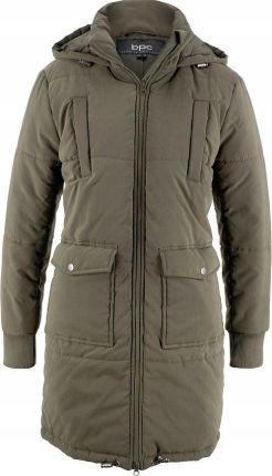 44fb089dd2dd5 Płaszcz pikowany brązowy 38 M 960550 bonprix - Ceny i opinie - Ceneo.pl