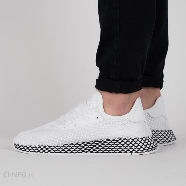 Buty męskie sneakersy adidas Originals Deerupt Runner B41767 BIAŁY Ceny i opinie Ceneo.pl