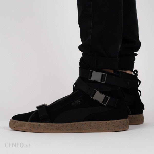Buty męskie sneakersy Puma Suede Classic x The Weeknd Black 366310 01 CZARNY Ceny i opinie Ceneo.pl