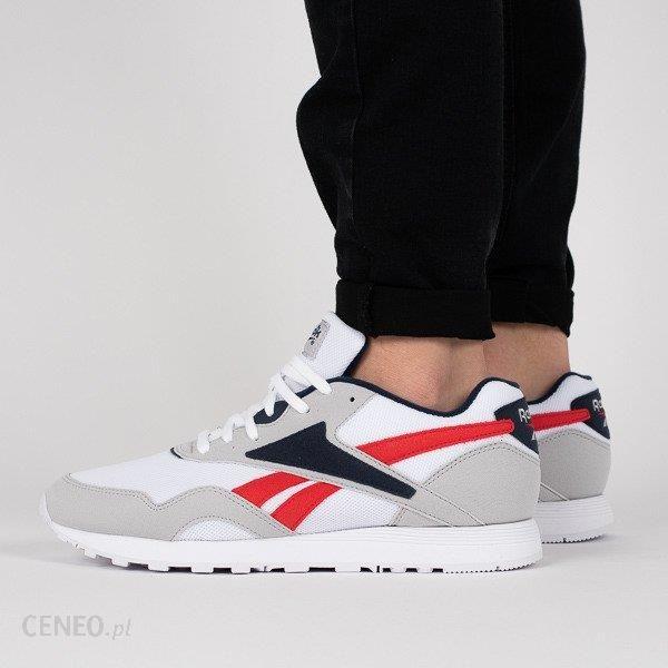 Buty męskie sneakersy Reebok Rapide Mu CN5914 | czarne | kup