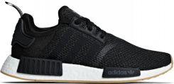 Buty męskie sneakersy adidas Originals Nmd_R2 Primeknit CQ2402 CZARNY szary sneakerstudio.pl