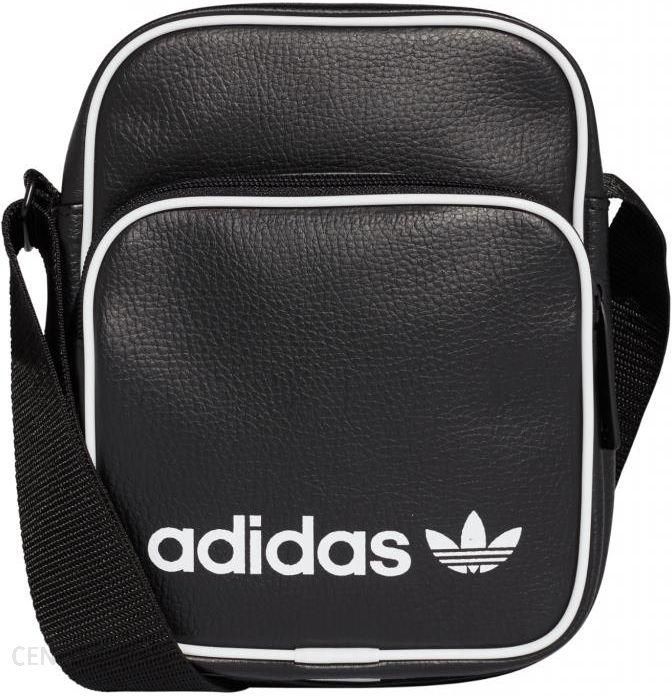 adidas originals torebka czarna mini