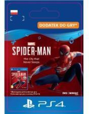 Marvel'S Spider-Man: The City That Never Sleeps Dlc (Cd-Key Ps4)