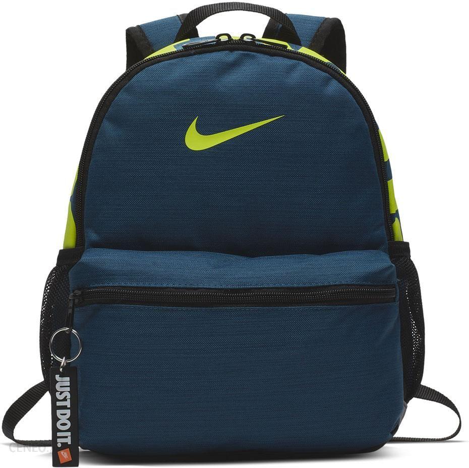 d52867e07a4ad Plecak Nike Plecak Brsla Jdi Mini Bkpk Junior Ba5559 474 - Ceny i ...