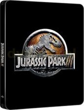 Jurassic Park 3 (Park Jurajski 3) (steelbook) (IT) [Blu-Ray]