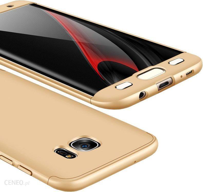 for whole family buying now cheapest Hurtel Etui Samsung Galaxy S7 Edge G935 360 Protection pokrowiec na przód +  tył złoty - Etui na telefon, ceny i opinie - Ceneo.pl
