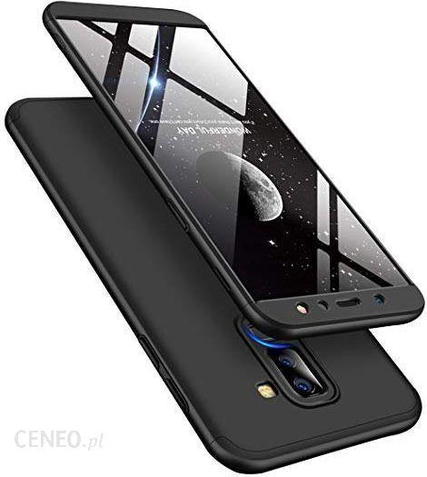 Hurtel 360 Protection Etui Przod I Tyl Samsung Galaxy A6 Plus 2018 A605 Czarny Etui Na Telefon Ceny I Opinie Ceneo Pl