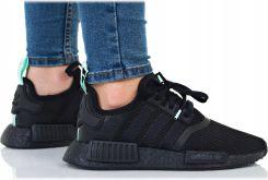 adidas nmd czarno zielone