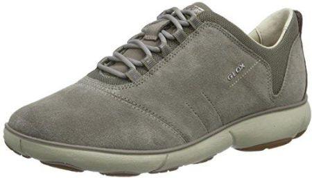 new product 33515 7f9fc Amazon Geox damski D Nebula E Sneaker - brązowy - 36 EU