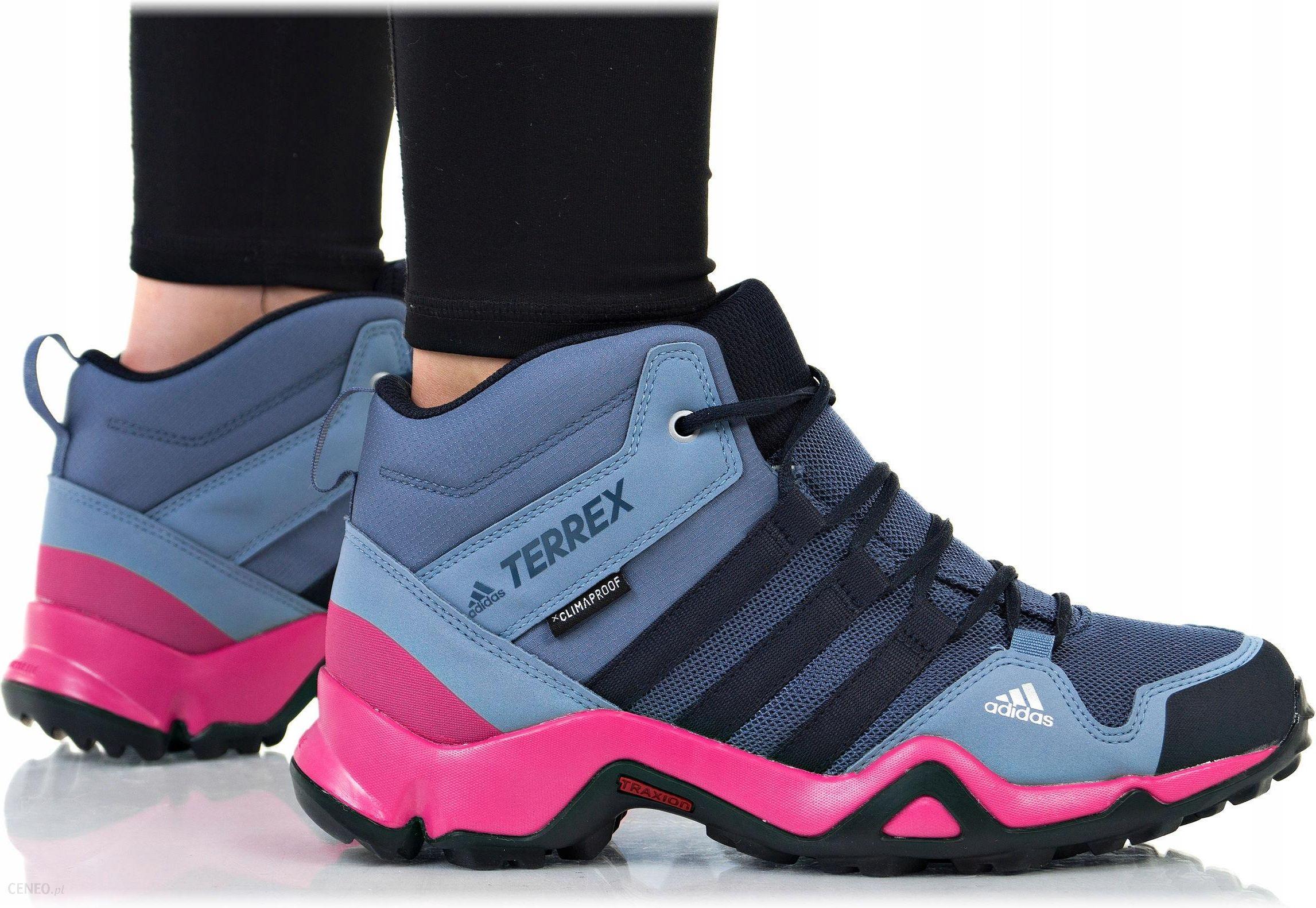 Buty Adidas Damskie Terrex AX2R MID Cp K AC7976 Ceny i opinie Ceneo.pl