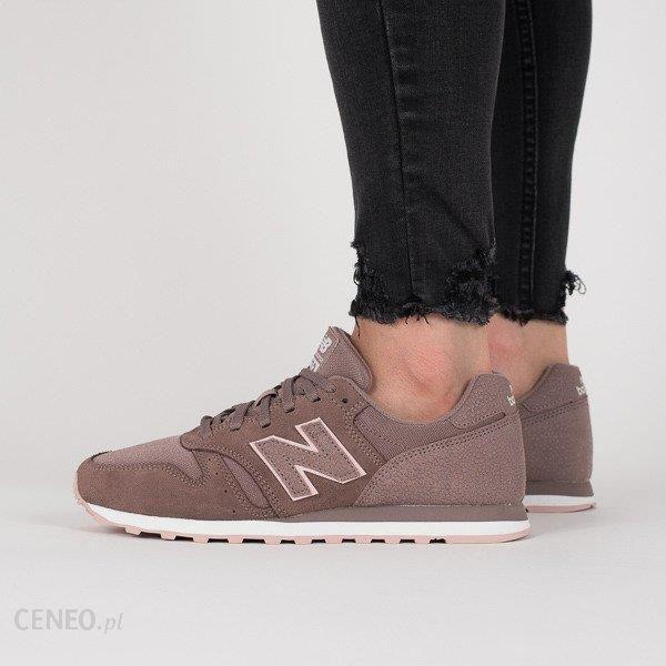 9fcc03cf482225 Buty damskie sneakersy New Balance WL373PPS - BRĄZOWY - Ceny i ...