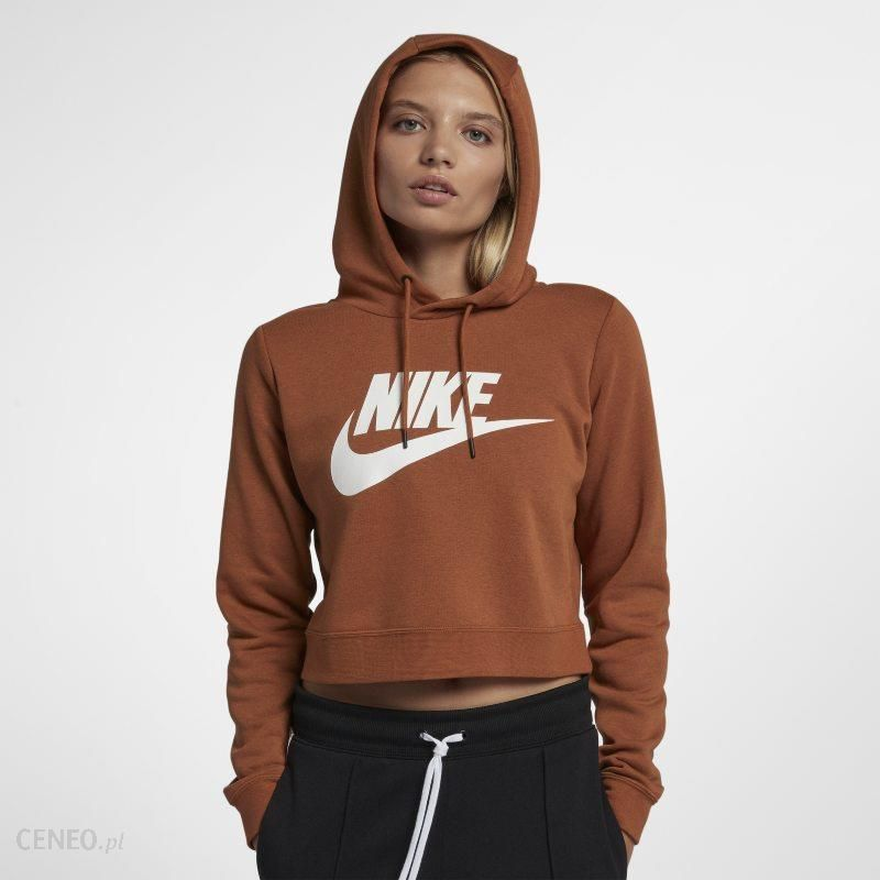 Nike Sportswear RALLY Bluza crimson