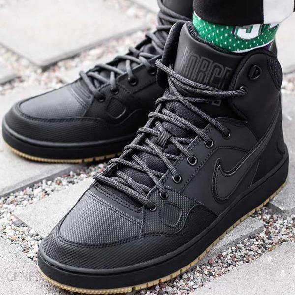 Męskie Nike Son Of Force Mid Winter Beżowy