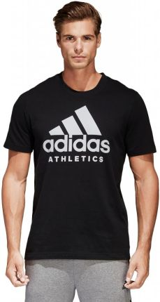ec8b0e6aa40d2 Adidas Koszulka męska Traction Trefoil czarna r. S (CE2240). - Ceny ...
