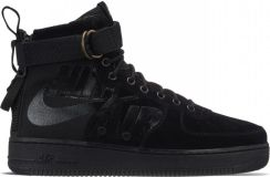Buty Nike Sf Air Force 1 Mid M 917753 008 czarne