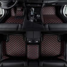 Aliexpress Niestandardowe Rx570 Rx470 Q7 Land Cruiser Dywany Samochodowe Dywaniki Samochodowe Niestandardowe Maty Dywany W Samochodzie 3d Skóra Samoch
