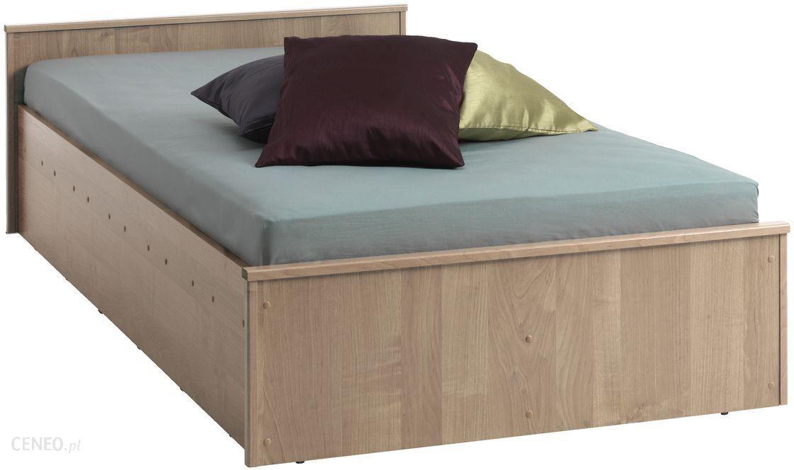 Jysk Rama łóżka Gentofte 90x200cm Dąb Opinie I Atrakcyjne Ceny Na Ceneopl