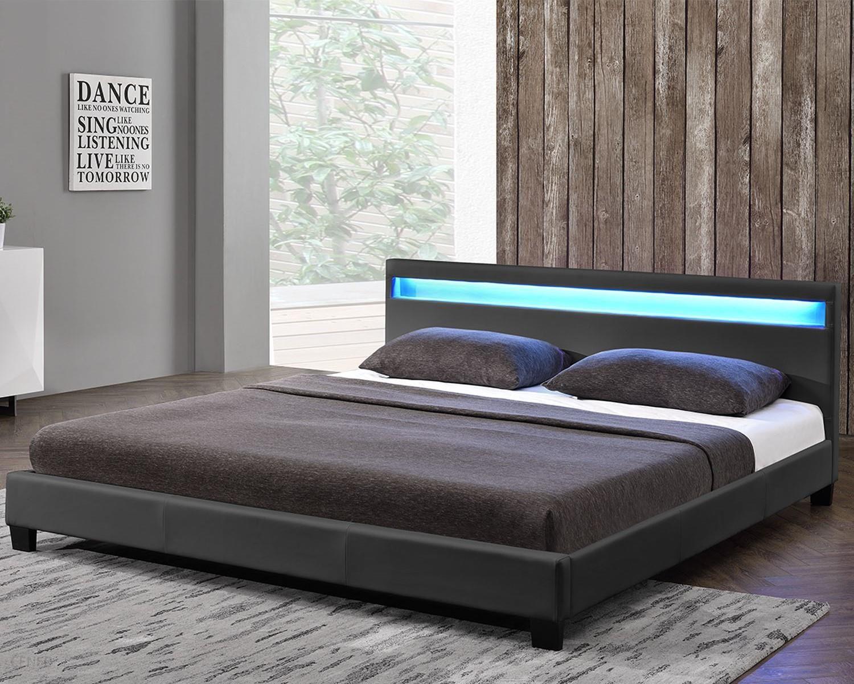 Artlife łóżko Tapicerowane 180x200 Paryż Led Opinie I Atrakcyjne Ceny Na Ceneopl