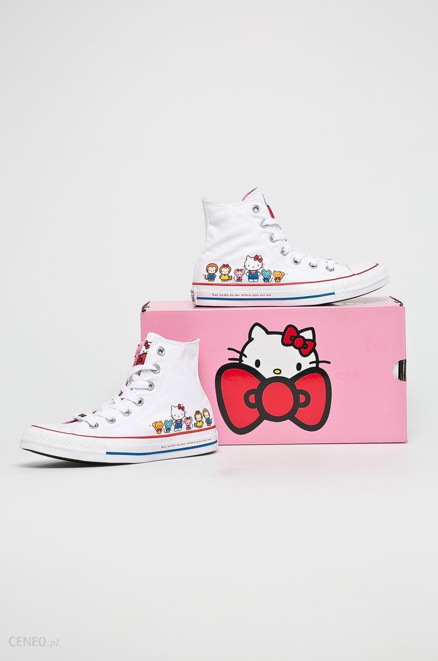 Converse Trampki Ctas Classic x Hello Kitty Ceny i opinie Ceneo.pl