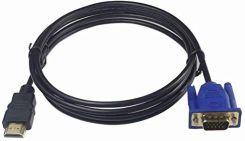 Amazon Przewód HDMI na VGA Adapter, fnkdor 1080p HD dzięki konwerter  sieciowy 1.8 m transferu 884d4525d95