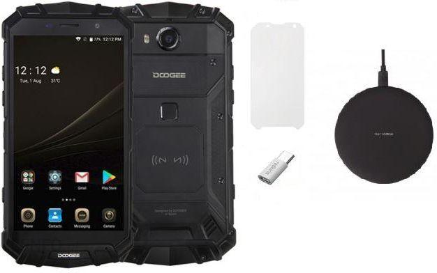 Smartfon Doogee S60 Lite 4/32GB Czarny - zdjęcie 1