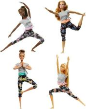 BARBIE Made to move lalki kwieciste Ast. FTG80