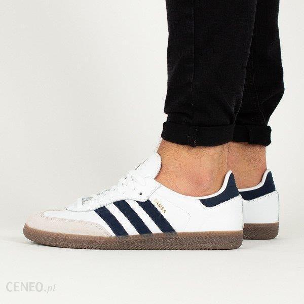 Buty męskie sneakersy adidas Originals Samba OG B75681 BIAŁY Ceny i opinie Ceneo.pl