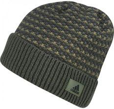 Czapka adidas Climaheat Striped Knit Woolie AY4916 OSFM Ceny i opinie Ceneo.pl