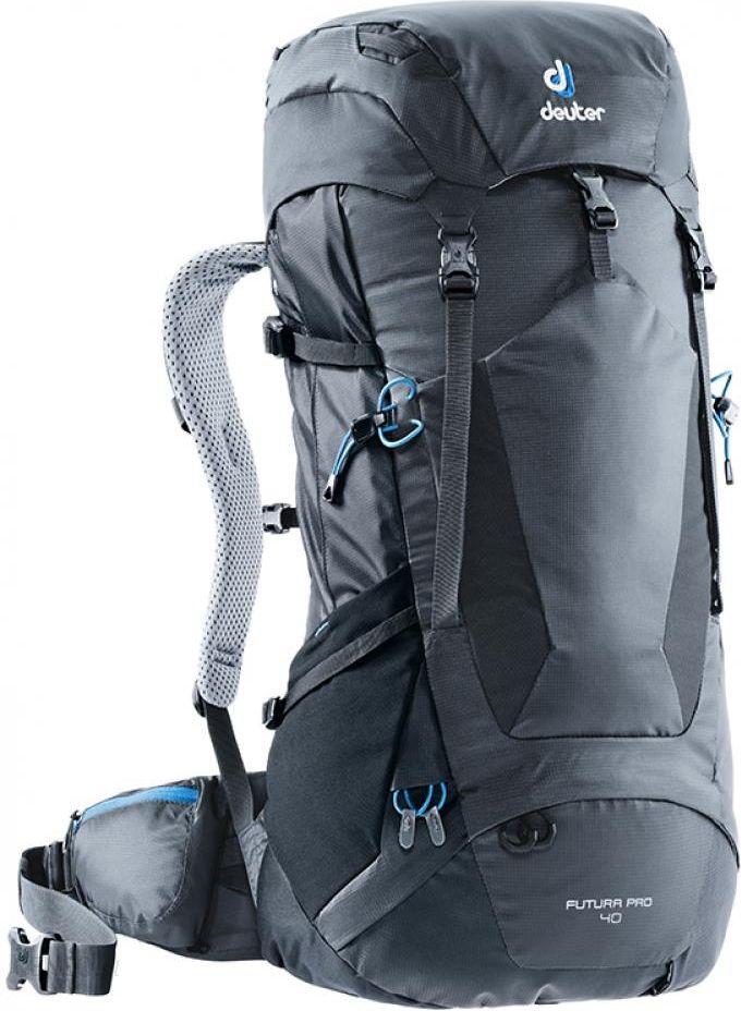 56f8c1e633093 Plecak Deuter Futura Pro 40 Graphite Black - Ceny i opinie - Ceneo.pl