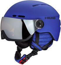 Head Narciarski Knight Blue Visor 18/19