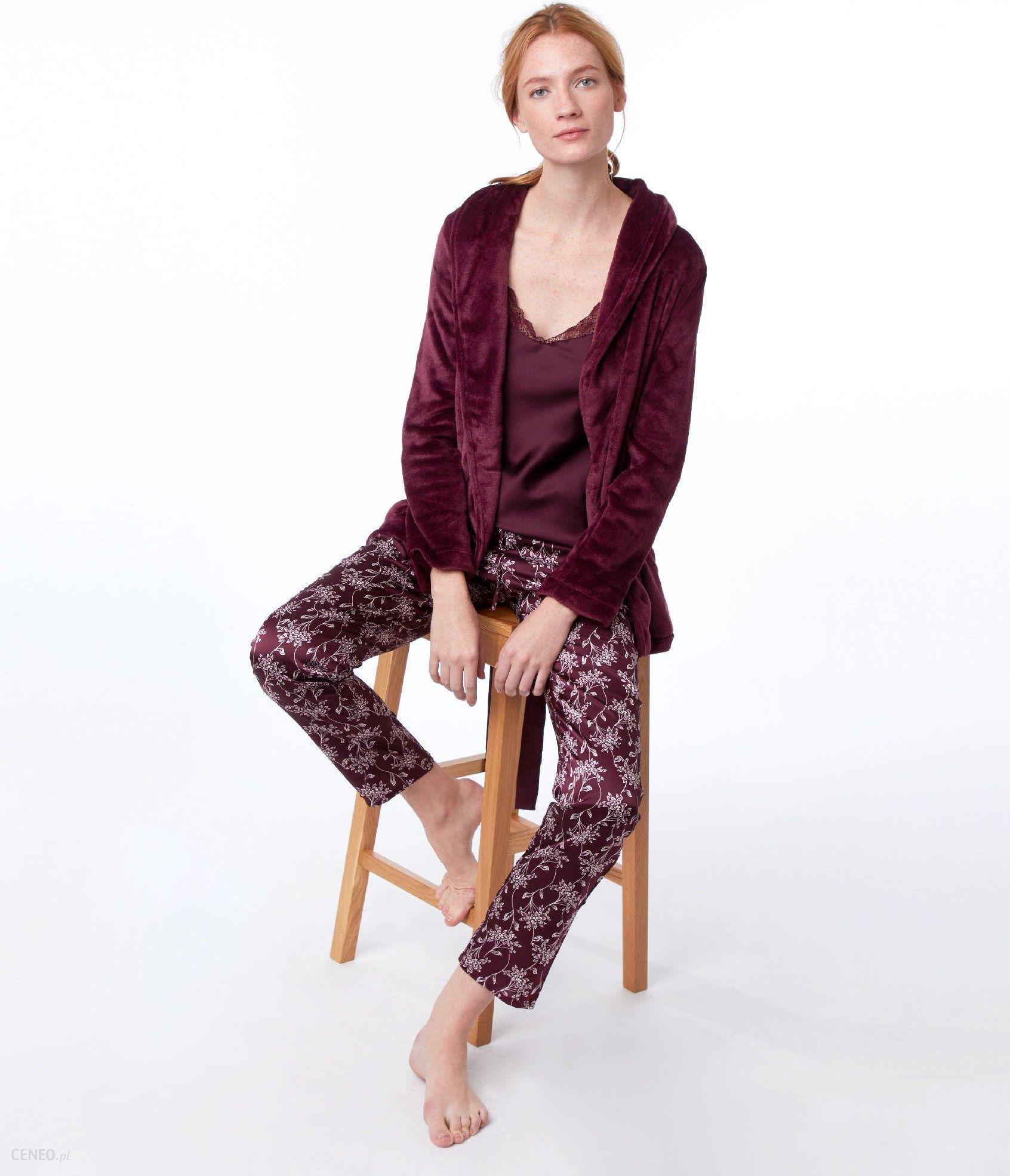 collection entière acheter bien brillance des couleurs Etam Pyjama 3 pièces - ISADORA - Ceny i opinie - Ceneo.pl