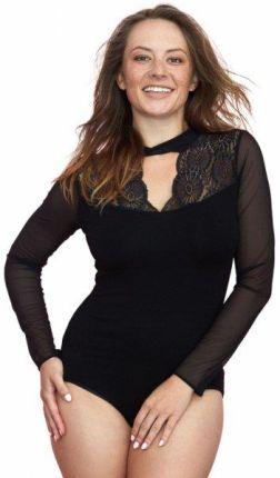 6c820d2015842a Arefeva bluzka body czarna 14663740 - Ceny i opinie - Ceneo.pl