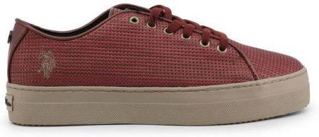 3482a295a98ae9 LOTTO ROKA WMNS 71,99zł. U.S.Polo damskie buty sneakers czerwony 39