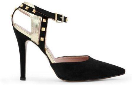 668942aa Made in Italia skórzane sandały damskie szpilki czarny 40 - Ceny i ...