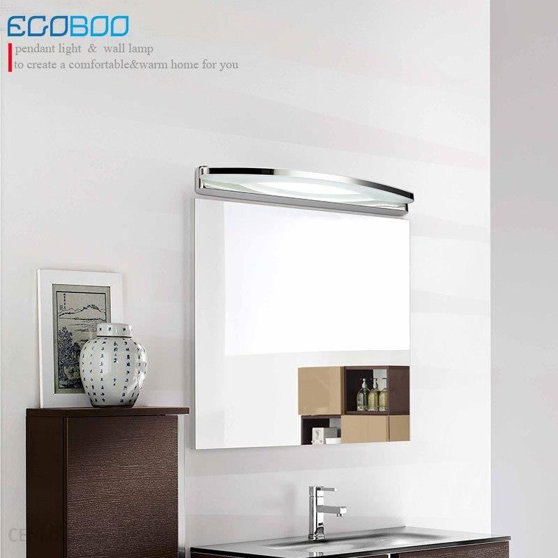 Aliexpress Nowo Zaprojektowany 15 W 70 Cm łazienka ściany światła Led Kryty Ponad Lustro Przednie Lampy Kinkiety Oświetlenie Dekoracyjne Ceneopl