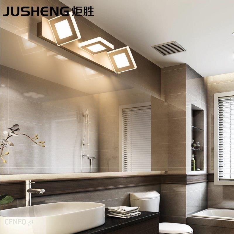 Aliexpress Jusheng Kryty 9 W Placu Doprowadziły Oświetlenie Kinkiety W ścianie łazienki Fixtures3 Lights 48 Cm Ac220v110 V Domu Deco Lampy Led
